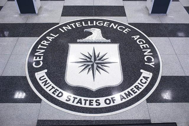 Логотип ЦРУ