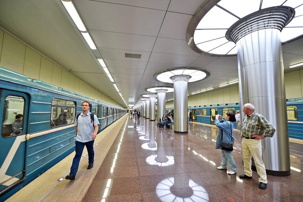 "Станция метро ""Котельники"""