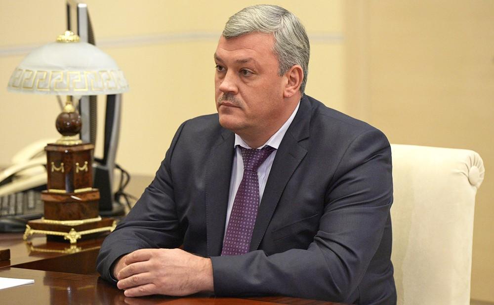 Врио Главы Республики Коми Сергей Гапликов