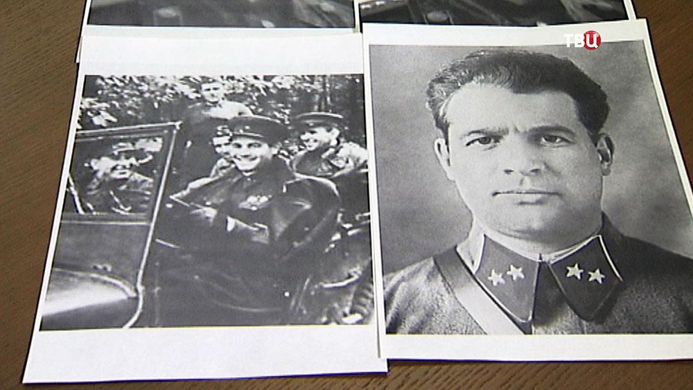 Фотографии генерала Черняховского