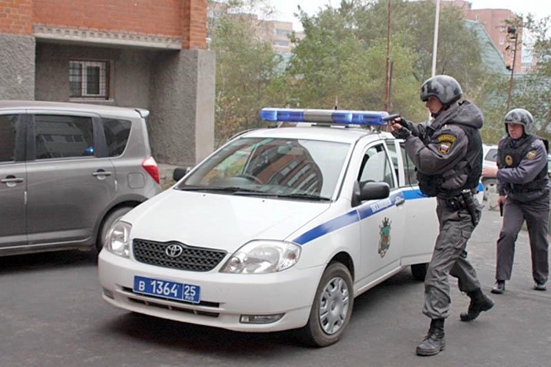 Полиция Приморского края
