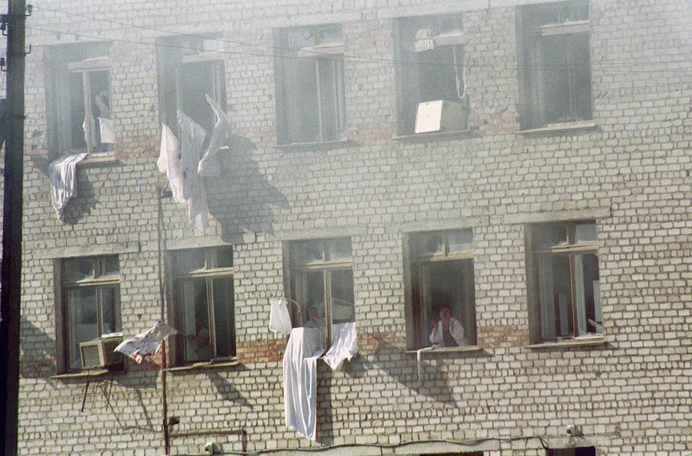 Заложники в больнице города Буденновска