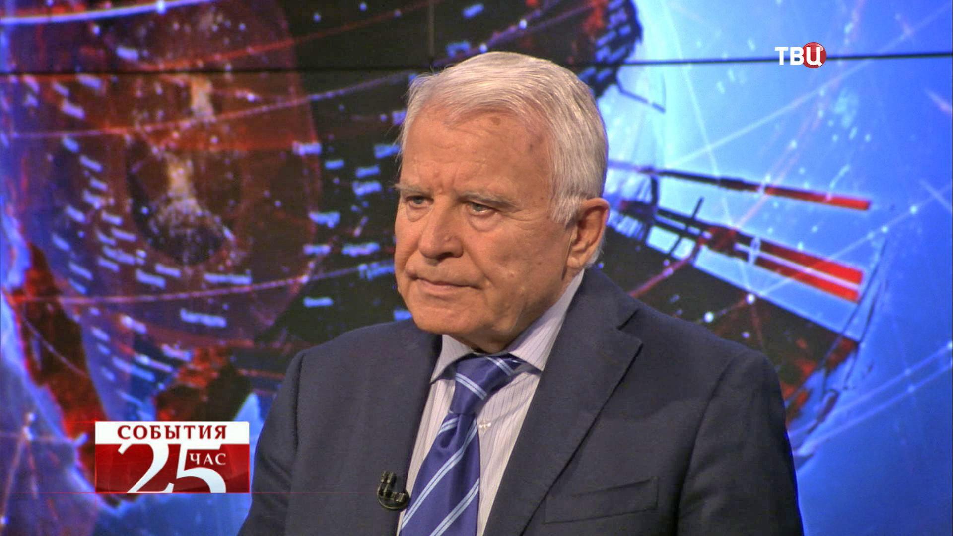 Олег Смирнов, председатель комиссии по гражданской авиации Общественного совета Ространснадзора