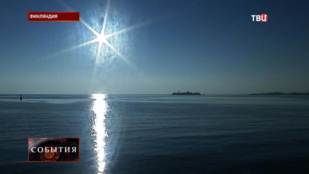 Финский залив Балтийского моря