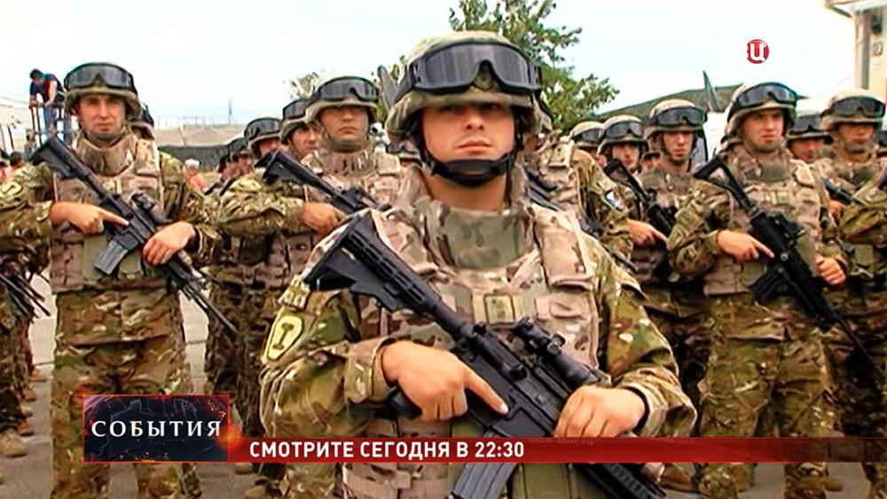 """Смотрите в 22:30 специальный репортаж """"Грузинская мечта"""""""