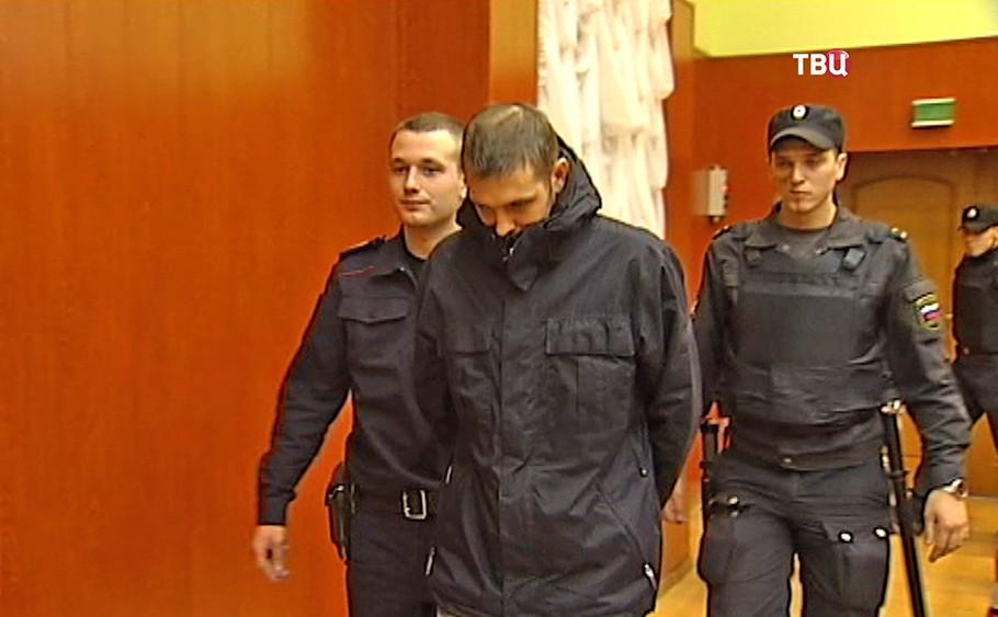 Дмитрий Милованов в суде