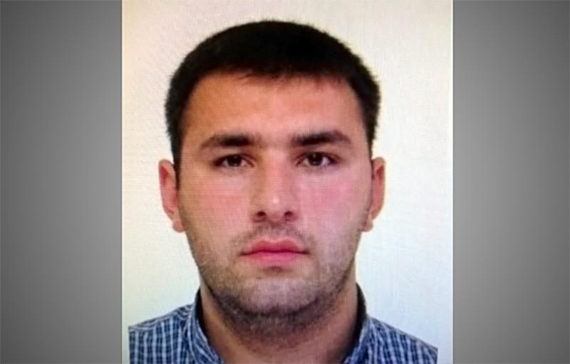 Возможный соучастник преступлений в Красногорске, Элизбарашвили Шота