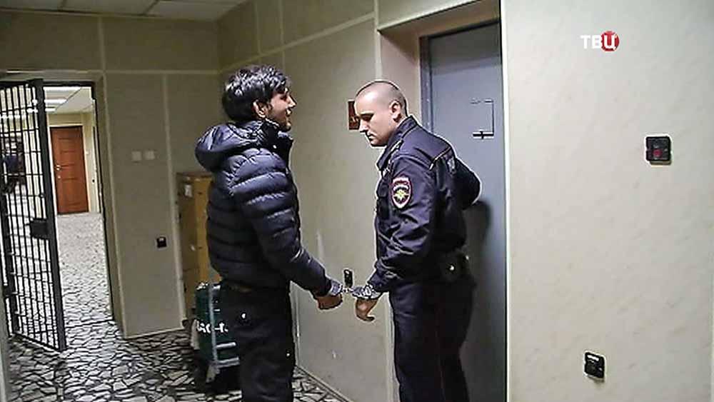"""Лидер московской ячейки """"Хизб ут-Тахрир"""" Мирзобах Курбонов"""