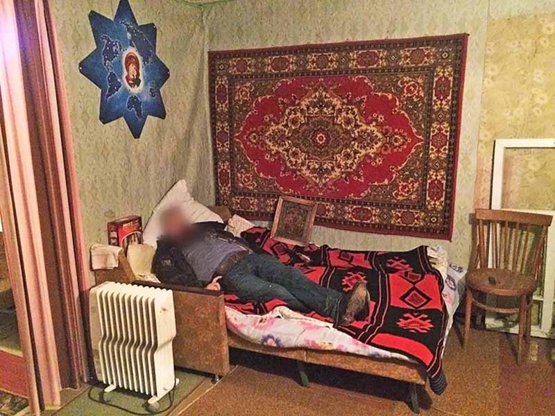 Тело подозреваемого в совершении четырех убийств в подмосковном Красногорске Амирана Георгадзе