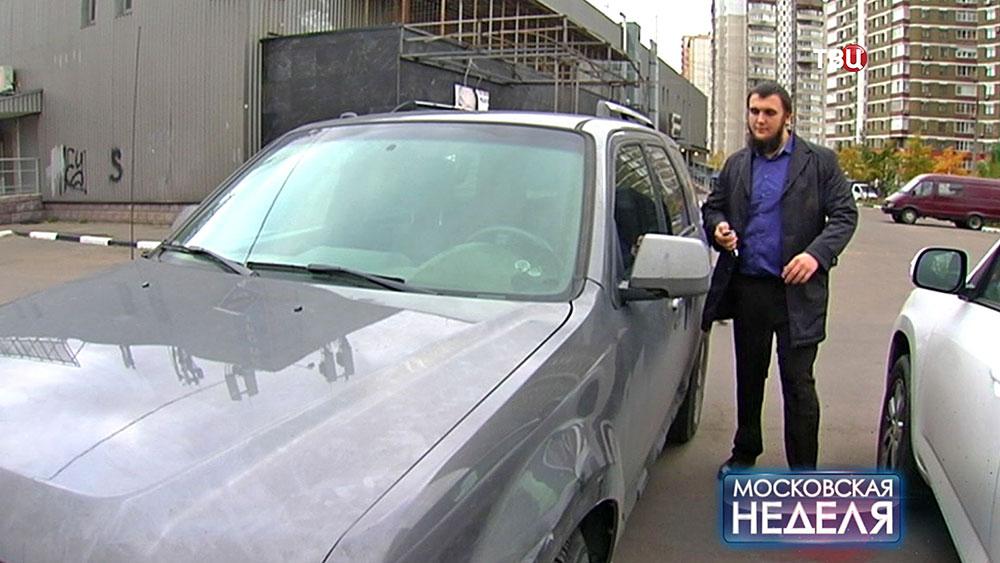 """Евгений Камнев, """"санитар леса"""" борющийся за соблюдение ПДД"""