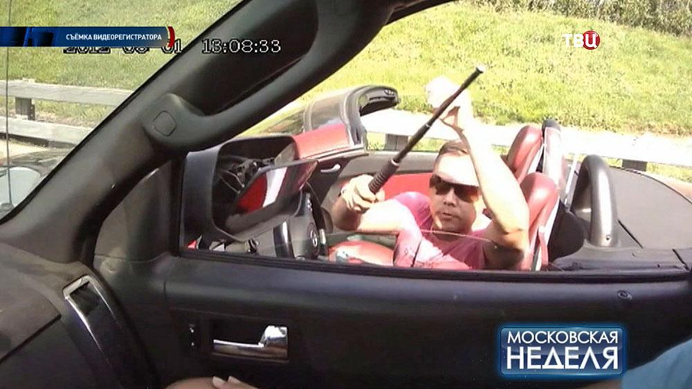 """ДТП с участием """"санитара леса"""""""