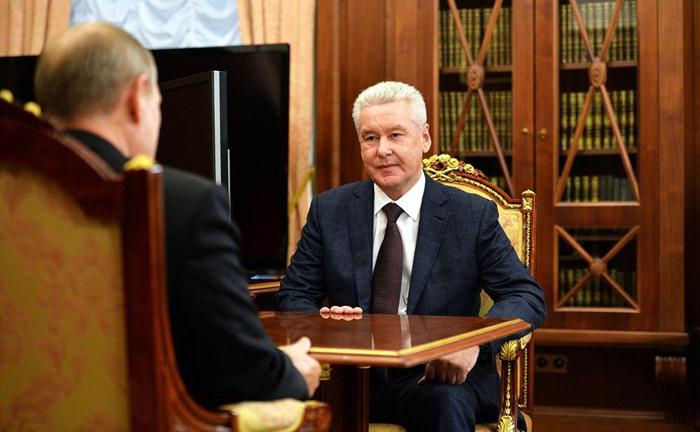 Незаменимых нет! За что москвичи не любят Сергея Собянина