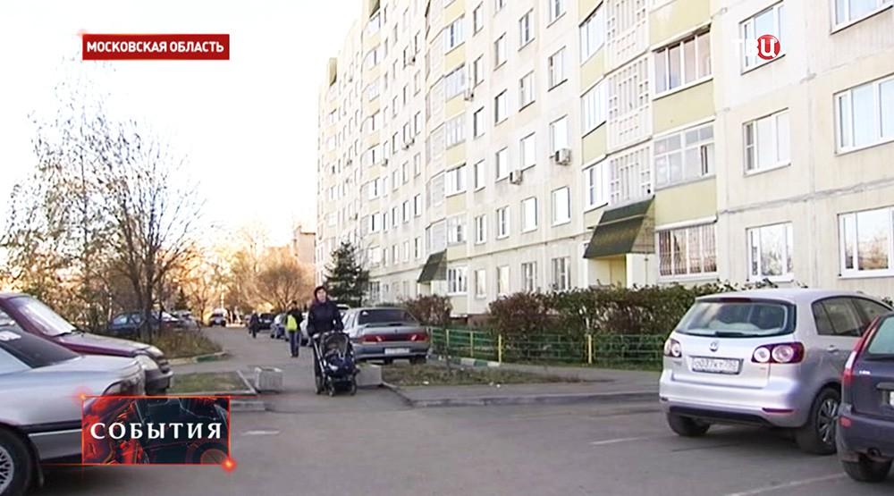 Нахабино, улица Институтская