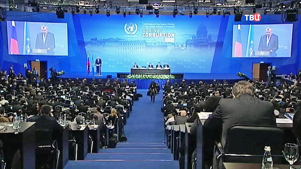 Конференция государств-участников Конвенции ООН против коррупции