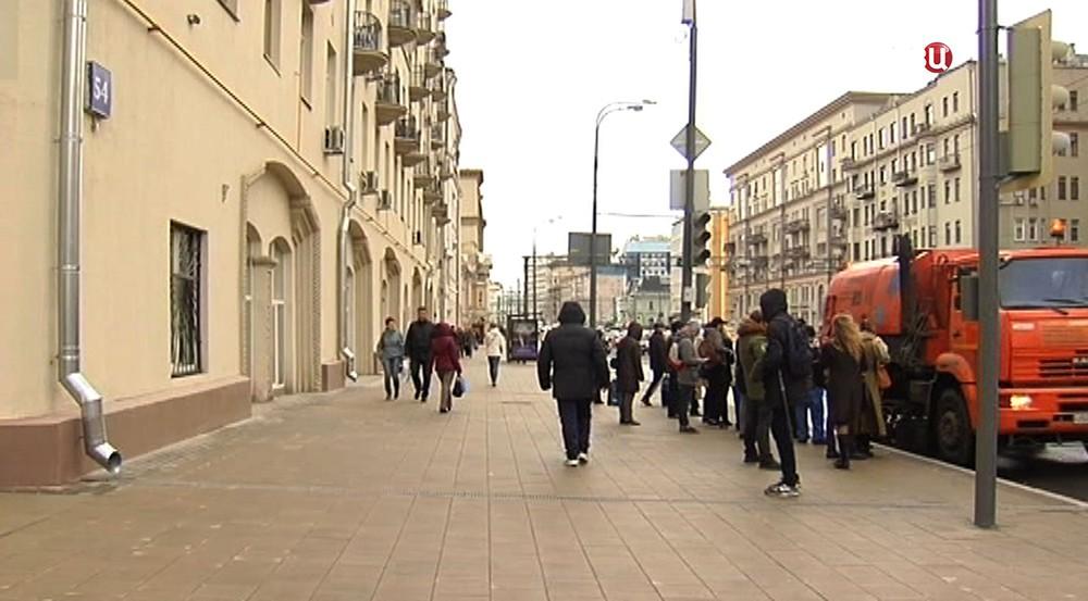 Улица проспект Мира