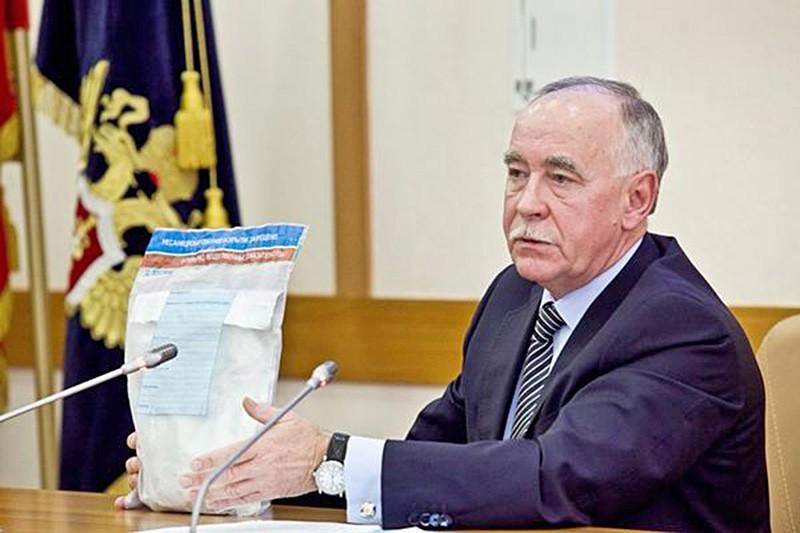 Глава ФСКН России Виктор Иванов