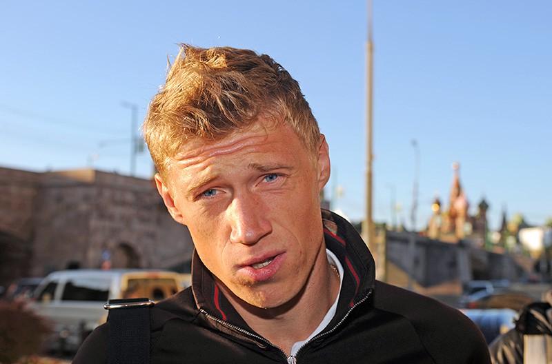 футболу Павел Погребняк