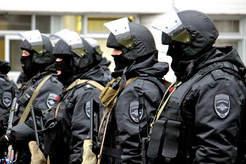 Полиции россии