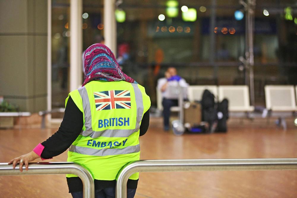 Представители британских авиакомпаний