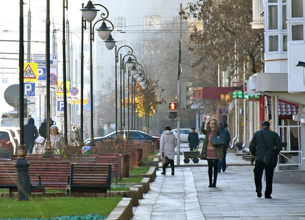 Новослободская улица