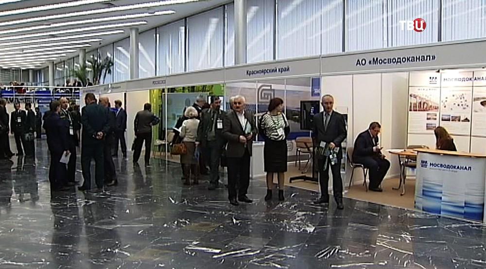 """Выставка в рамках форума """"РосПромЭко-2015"""""""