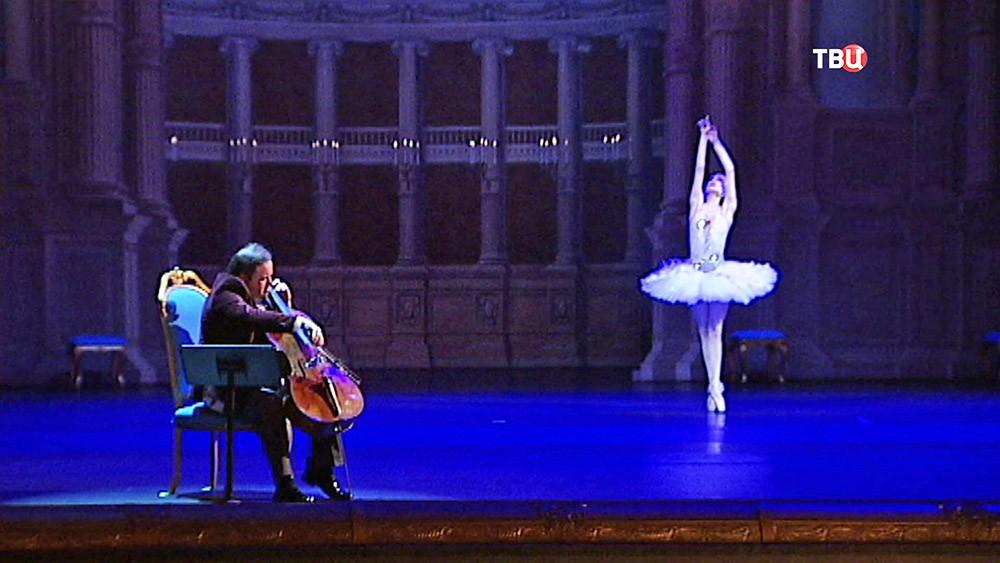Гала-концерт в честь певицы Елены Образцовой