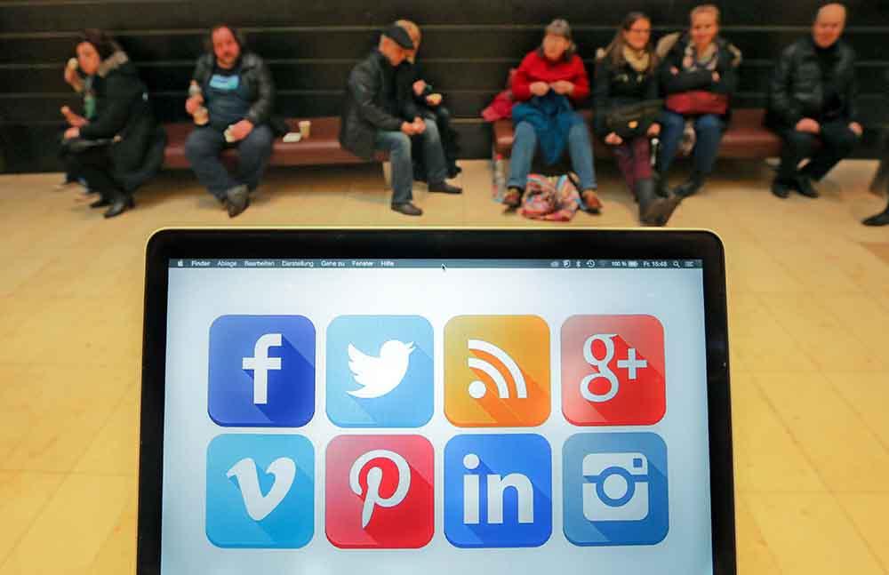 начать знакомство в соцсети