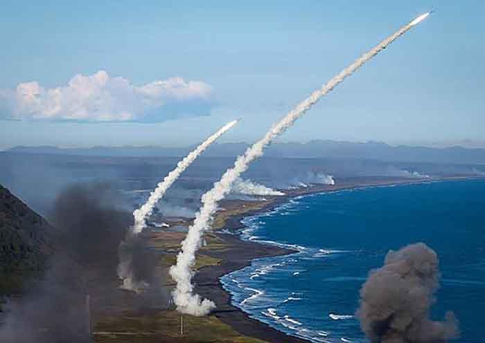 Учения ПВО