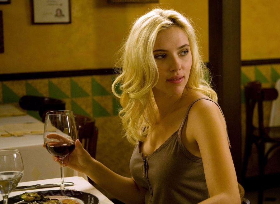 Блондинка сцена 1