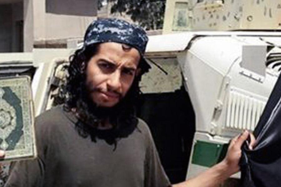 Организатор терактов в Париже Абдельхамид Абауд
