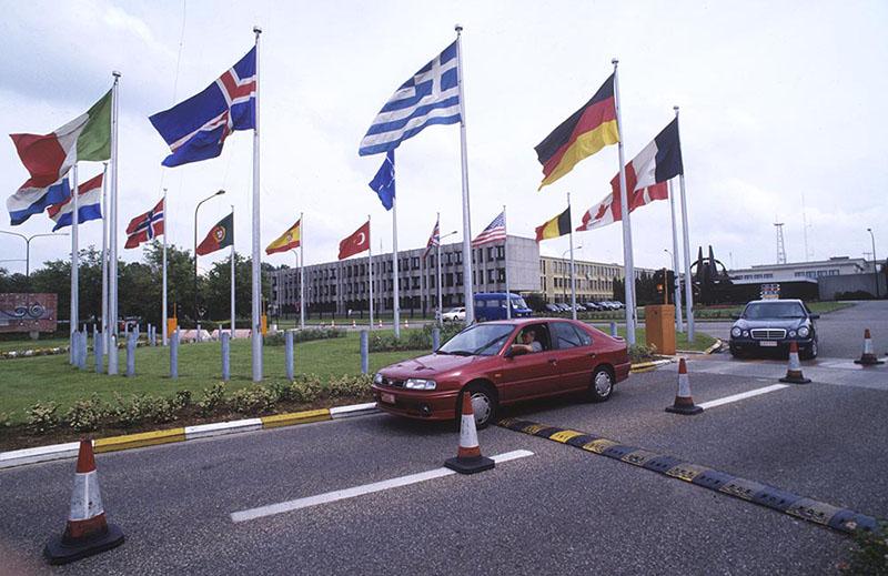 Здание штаб-квартиры НАТО, Брюссель