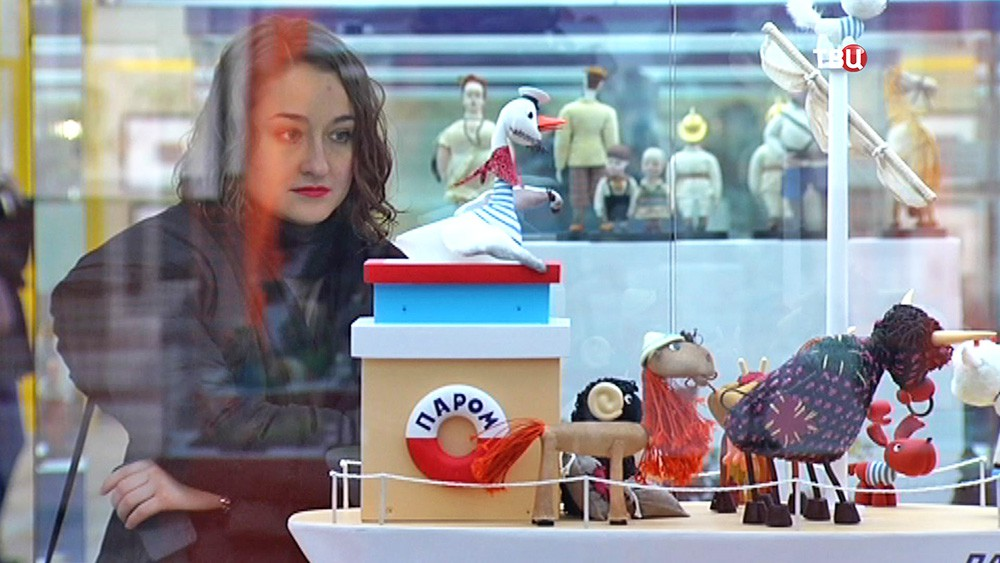 Выставка советской анимации открывается наВДНХ в столицеРФ