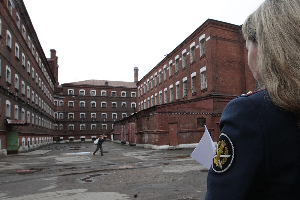 """Тюрьма """"Кресты"""" в Санкт-Петербурге"""