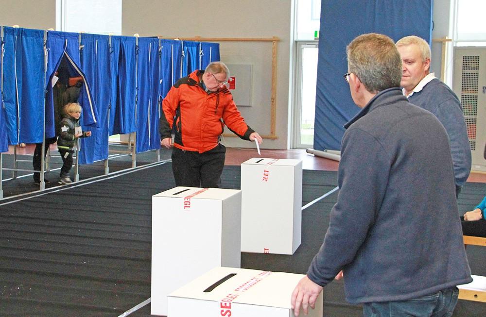Выборы в Дании