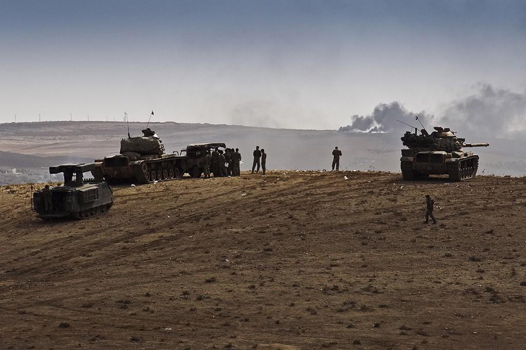Войска Турции