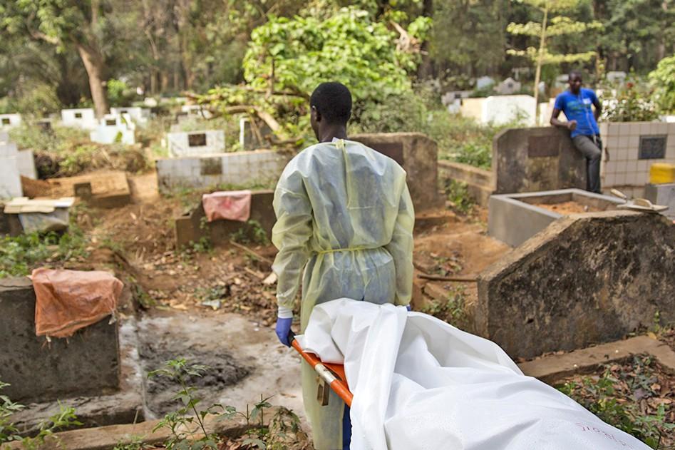 Борьба с эпидемией в Африке