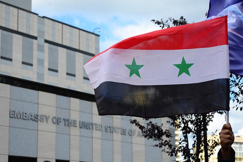 Флаг Сирии