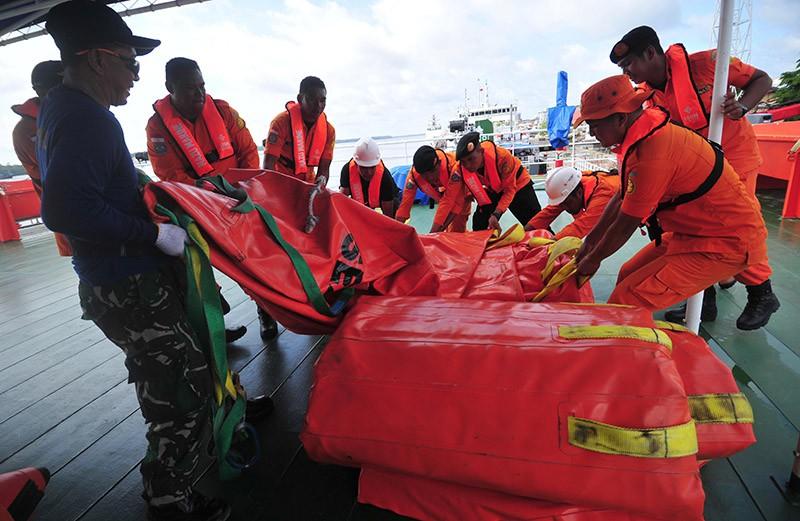 Спасательная операция в Индонезии