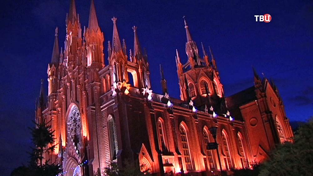 Римско-католический кафедральный собор в Москве