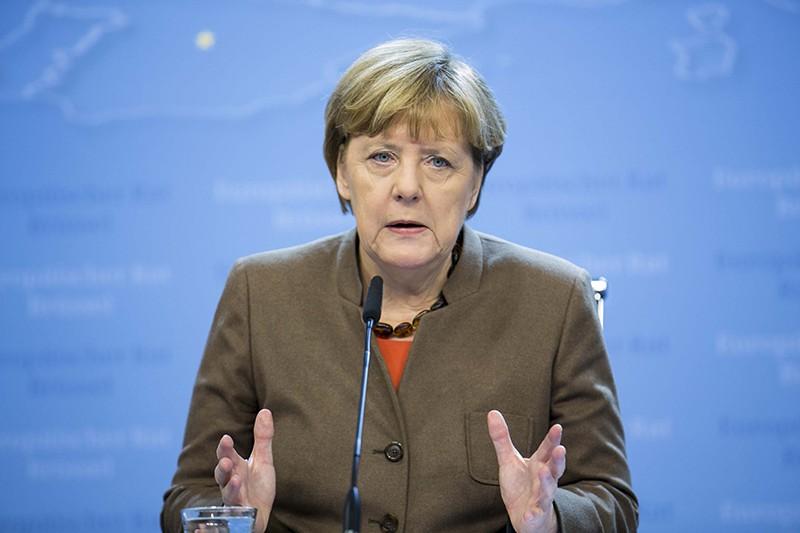 Турция и Евросоюз: настала очередь Меркель высказать своё фи