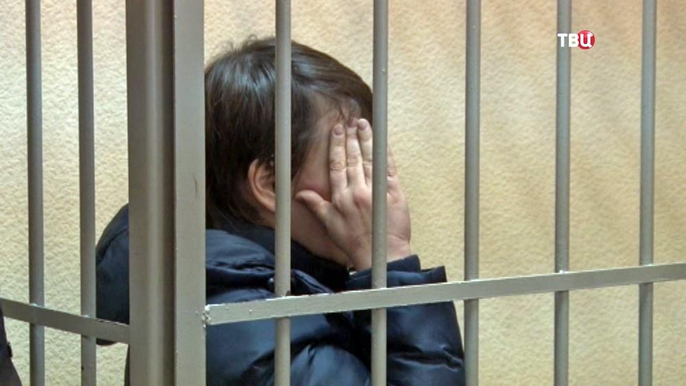 Подозреваемую в отравлении сына крысином ядом в суде