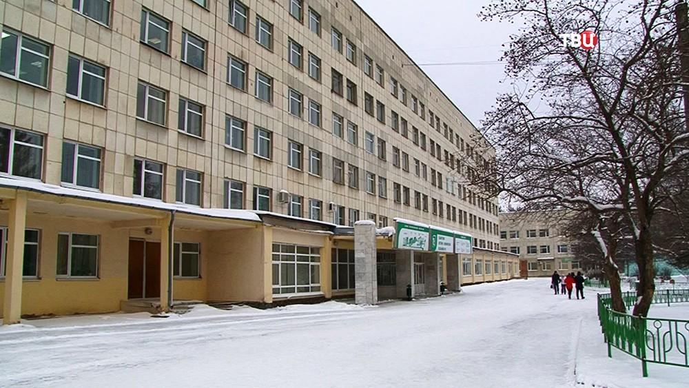 Детская больница Екатеринбурга