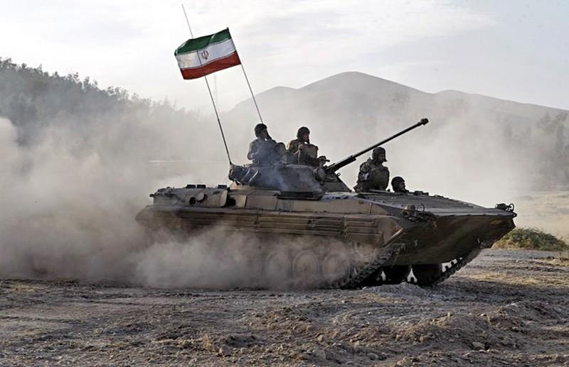 Военная техника Иранской армии