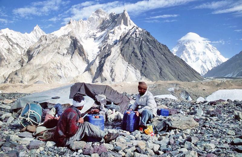 Эверест высочайшая вершина мира