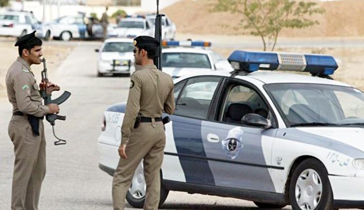 Полиция Саудовской Аравии