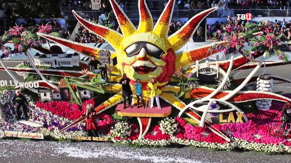 Парад в США