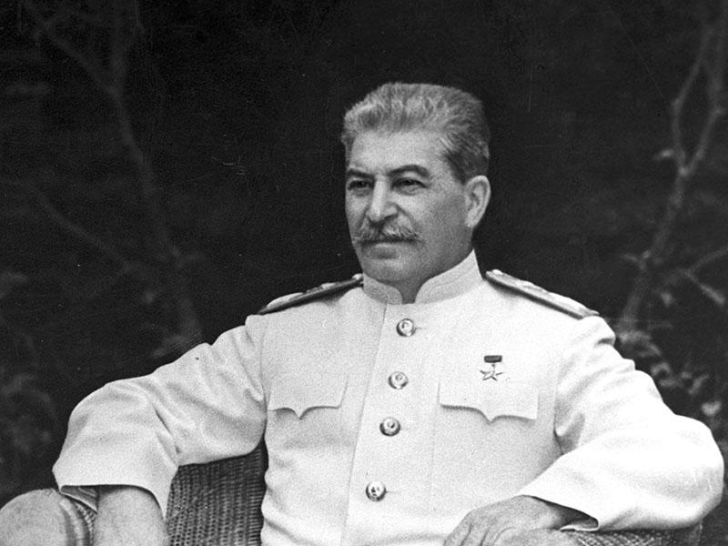 Ответ Сталина корреспонденту «Правды» насчет атомного оружия