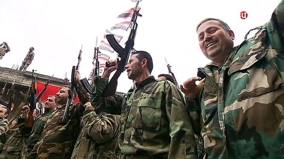 Народная армия Сирии