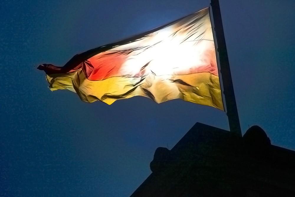 Флаг Германии