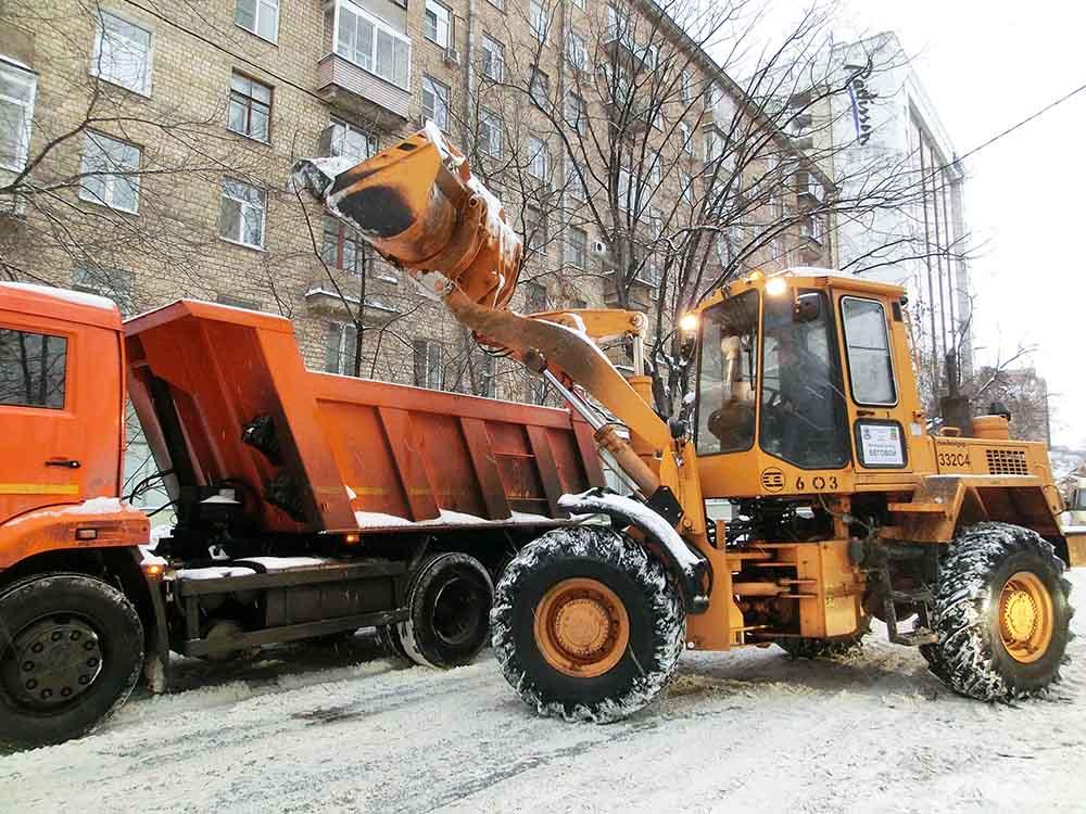 Устройство для очистки крыш от снега